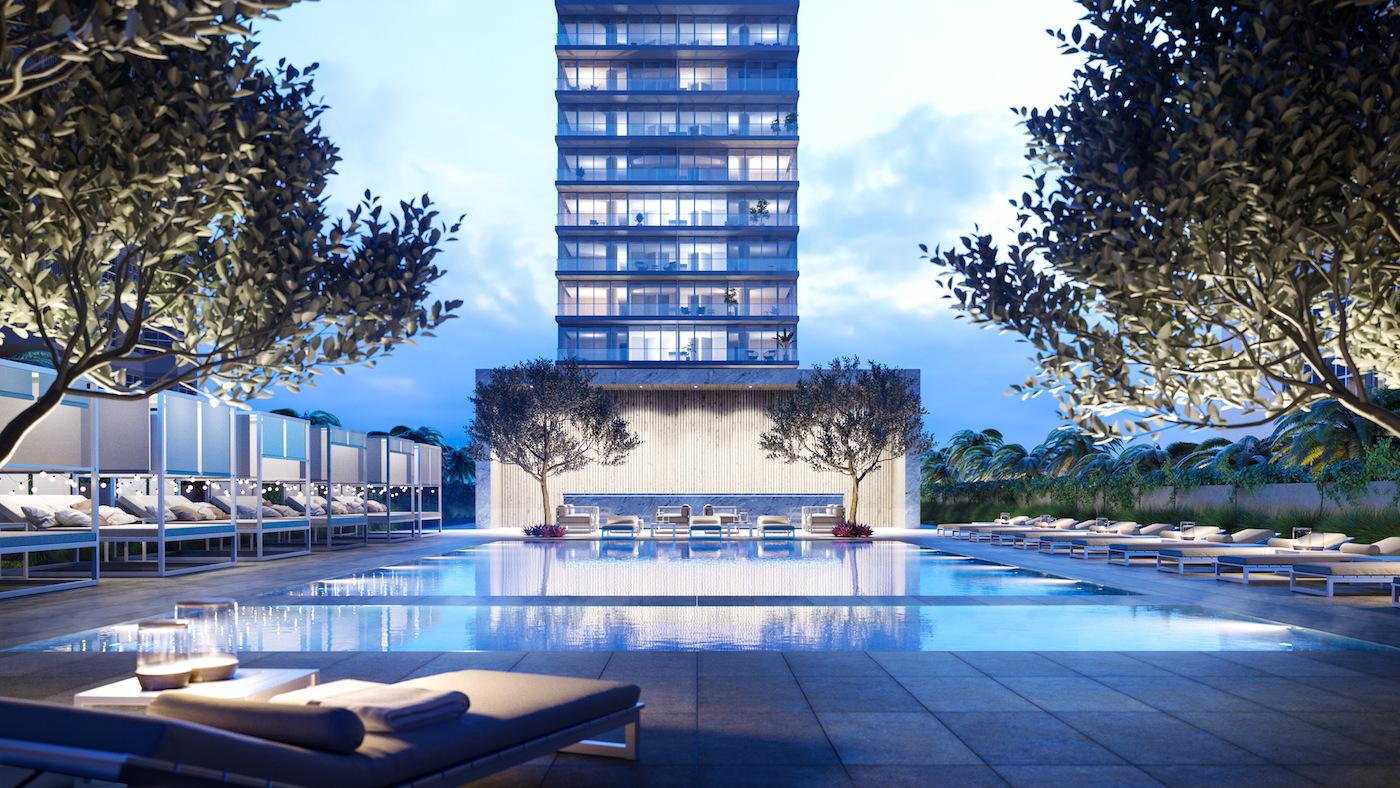 2000 Ocean amenities deck